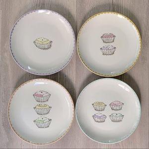 Boston Warehouse Porcelain dessert plates